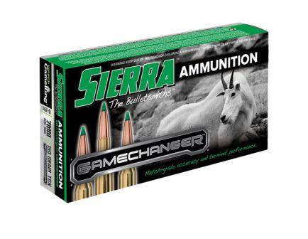 Sierra GameChanger 150 gr Tipped GameKing 7mm Rem Mag Ammo, 20/box - A4550--08