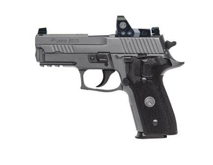 Sig Sauer P229 Legion RX Compact 9mm Pistol, Legion Gray PVD - 229R-9-LEGION-SAO-RXP