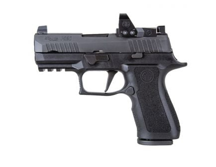 Sig Sauer P320 RXP Xcompact 9mm Pistol, Stainless - 320XC-9-BXR3-RXP-10
