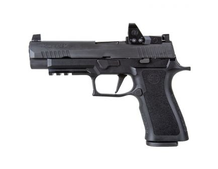 Sig Sauer P320 RXP XFull-Size Full-Size X Series 9mm Pistol, Stainless - 320XF-9-BXR3-RXP-10