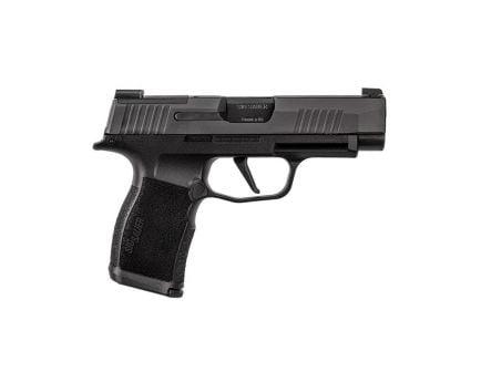 Sig Sauer P365 XL X Series 9mm Pistol, Stainless - 365XL-9-BXR3-MS-10