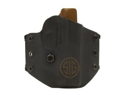 Sig Sauer Left Hand Sig Sauer P365 XL Tactical OWB Holster, Black - HOL365XLOWBLH