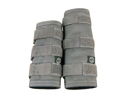 """Silencerco Standard High Temperature Suppressor Cover, 6"""" L, Gray - AC1981"""