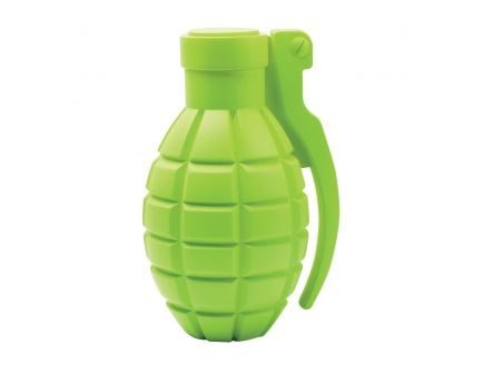 "SME 6"" Self-Healing Grenade Target, Green - SME-GRTGT"