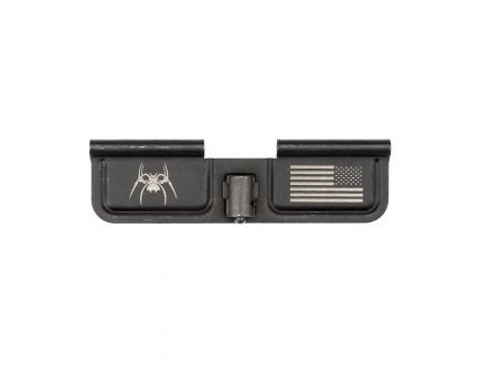 Spikes Tactical Ejection Port Door for AR-15 Rifle, Black - SED7010