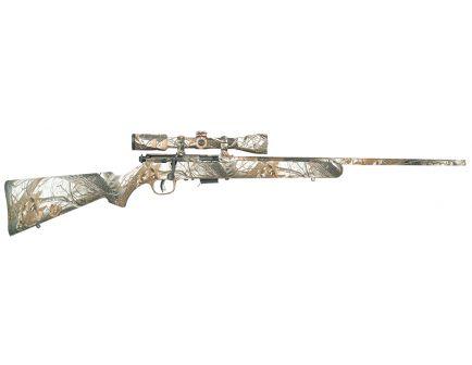 Savage Arms 93R17 XP Snow 17 HMR 5 Round Bolt Action Rifle