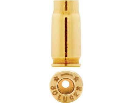 Starline Brass Small .30 Luger Unprimed Brass Cartridge Case, 50/bag - Star30LUGEUP
