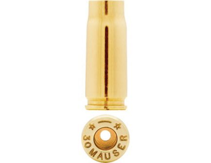 Starline Brass Small .30 Mauser Unprimed Brass Cartridge Case, 50/bag - Star30MAUEUP