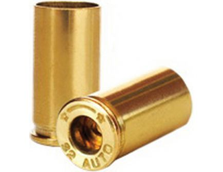 Starline Brass Small .32 ACP Unprimed Brass Cartridge Case, 100/bag - Star32ACPEUP