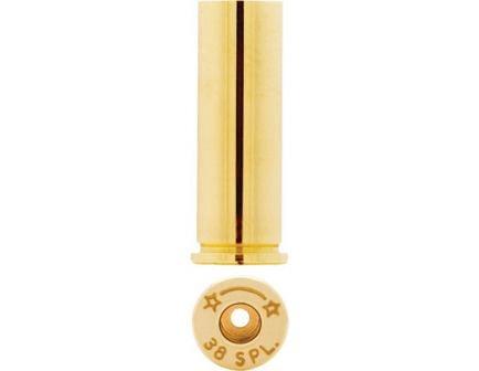 Starline Brass Small .38 Spl Unprimed Brass Cartridge Case, 100/bag - Star38EUP100