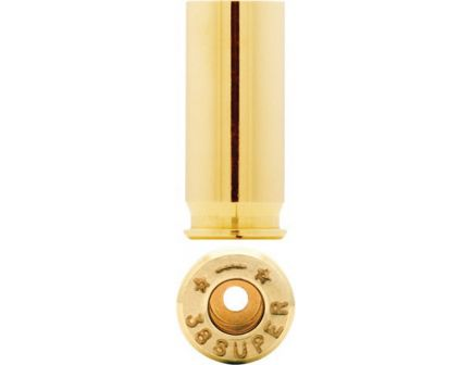 Starline Brass Small .38 Super Unprimed Brass Cartridge Case, 100/bag - Star38SUPEUP