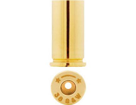 Starline Brass Small .38 S&W Unprimed Brass Cartridge Case, 100/bag - Star38SWEUP1
