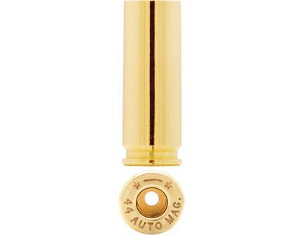 Starline Brass Large .44 AMP Unprimed Brass Cartridge Case, 50/bag - Star44AUTOEU