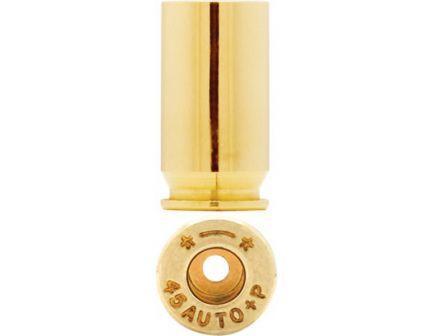 Starline Brass Large .45 ACP +P Unprimed Brass Cartridge Case, 50/bag - Star45A+PEUP