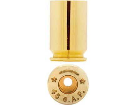 Starline Brass Small .45 GAP Unprimed Brass Cartridge Case, 50/bag - Star45GAPEUP