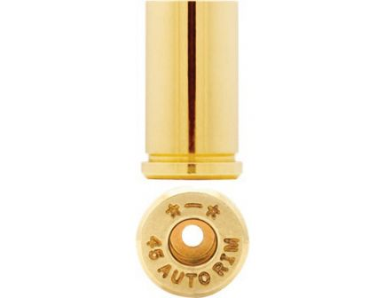 Starline Brass Large .45 Auto Rim Unprimed Brass Cartridge Case, 50/bag - Star45RIMEUP