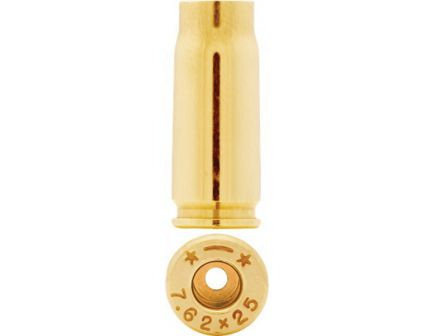 Starline Brass Small 7.62x25mm Tokarev Unprimed Brass Cartridge Case, 50/bag - Star76225TOK