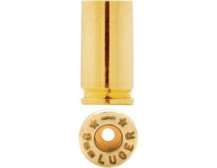 Starline Brass Small 9mm Unprimed Brass Cartridge Case, 100/bag - Star9EUP100