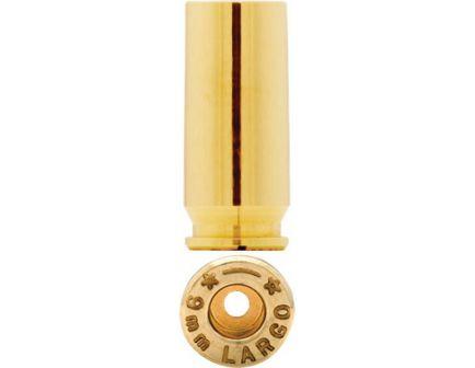 Starline Brass Small 9x23 Largo Unprimed Brass Cartridge Case, 100/bag - Star9LargoEU