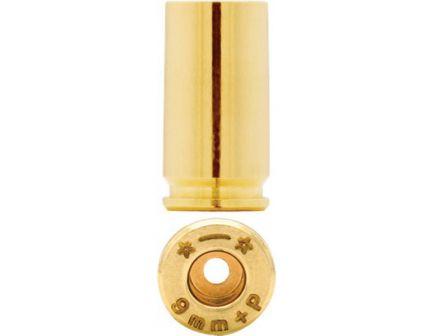 Starline Brass Small 9mm +P Unprimed Brass Cartridge Case, 100/bag - Star9LugerEU