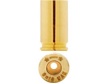 Starline Brass Small 9x18mm Makarov Unprimed Brass Cartridge Case, 100/bag - Star9MakEUP1
