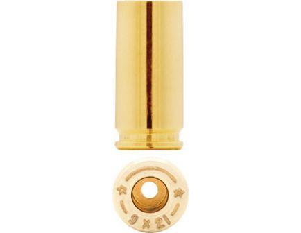 Starline Brass Small 9x21mm Luger Unprimed Brass Cartridge Case, 100/bag - Star9x21LugE