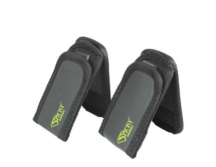 Sticky Holsters IWB/Pocket Super Mag Pouch, Black with Green Logo - SMPX2
