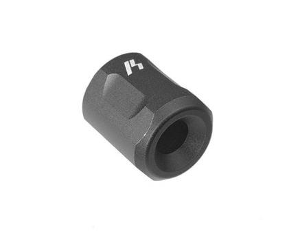 Strike Industries Barrel Thread Protector, 1/2-28, Black - BCTPBK