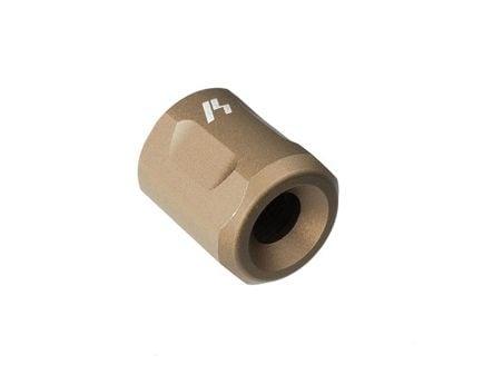 Strike Industries Barrel Thread Protector, 1/2-28, Flat Dark Earth - BCTPFDE