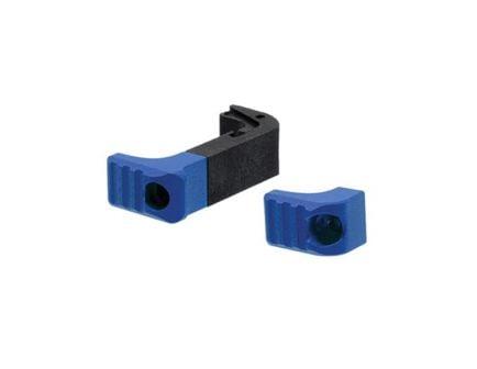 Strike Industries Modular Magazine Release for Glock 17, 19, 19x, 45 Gen 4-5 Pistols, Blue - G4MAGRELEASEBLU