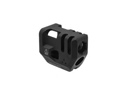Strike Industries Mass Driver Compensator for Glock 19 Gen 4 Pistol, Black - G4MDCOMPC