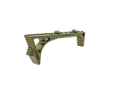 Strike Industries Curved Fore Grip for Rifles - LINKANCHORFDE