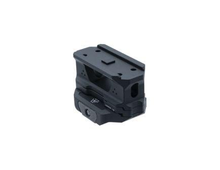 Strike Industries AR-15 6061 T6 Aluminum Riser Mount, Black - T1-Riser-Black