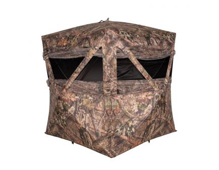 "Summitstands Cobra 2P Ground Blind, 71"" W x 66"" H, Realtree Edge Camo - SU87017"