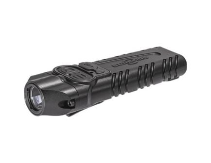 Surefire Stiletto Pro 1000/300/25 lm LED Multi-Output Rechargeable Pocket Flashlight, Black - PLR-B