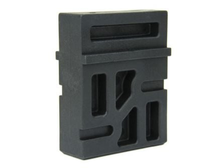 Tacfire Lower Receiver Vise Block, .308 Win, Black - TL008308