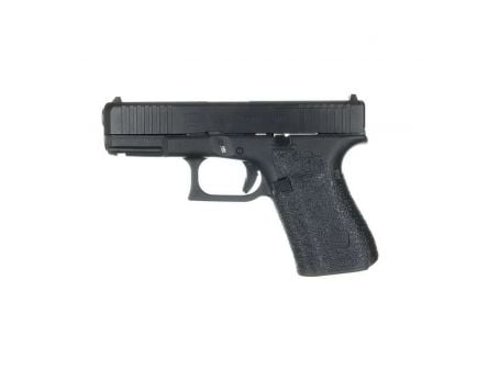 Talon Grips Rubber Adhesive Pistol Grip for Glock 19 Gen 5 Large Backstrap Pistols - 384R