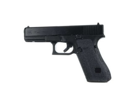 Talon Grips Granulate Adhesive Pistol Grip for Glock 17 Gen 5 No Backstrap Pistols - 379G