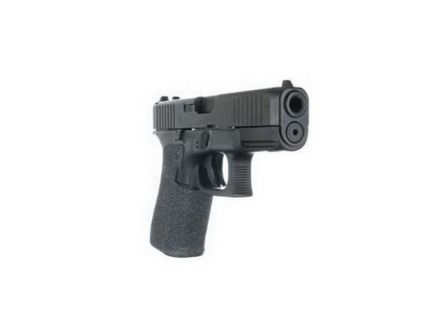 Talon Grips Granulate Adhesive Pistol Grip for Glock 19 Gen 5 No Backstrap Pistols - 382G
