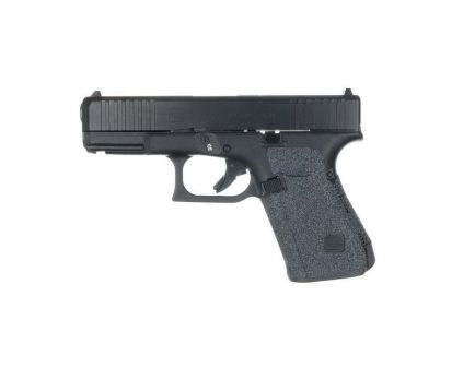 Talon Grips Granulate Adhesive Pistol Grip for Glock 19 Gen 5 Large Backstrap Pistols - 384G