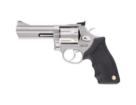 Taurus 66 Medium .357 Mag Revolver, Matte Stainless - 2-660049HWD2