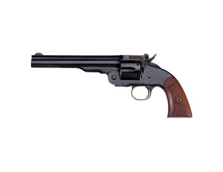 Taylors & Company 1875 No. 3 - 2nd Model Schofield .38 Spl Revolver, Blue - 0858