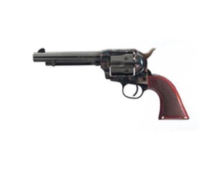 "Taylors & Company The Smoke Wagon 4.75"" Standard .357 Mag Revolver, Case Hardened - 4107"