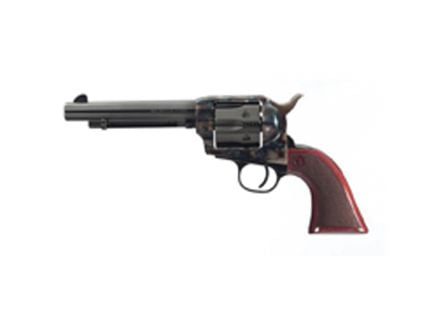 "Taylors & Company The Smoke Wagon 4.75"" Standard .45 LC Revolver, Case Hardened - 4109"