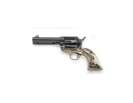 Taylors & Company 1873 Single Action Stag .357 Mag Revolver, Case Hardened - OG1416