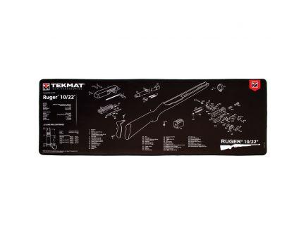 "TekMat Ruger 1022 Ultra Premium Gun Cleaning Mat, 44"" W x 15"" Hx 0.25"" T, Black/White - R44-1022"