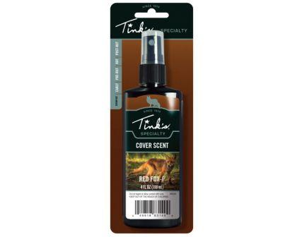 Tinks Red Fox-P Cover Scent, 4 fl oz Spray - W6245