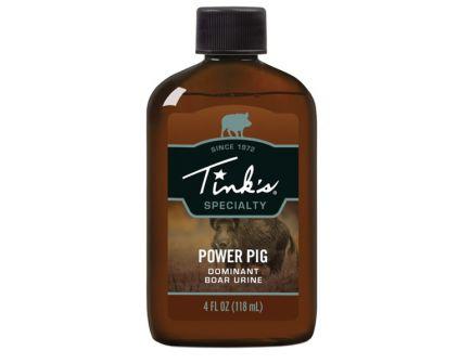 Tinks Power Pig Dominant Attractant Boar Urine, 4 fl oz Bottle - W6331