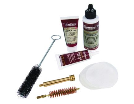 Traditions Firearms EZ Clean .50 Muzzleloader Cleaning Kit - A3960