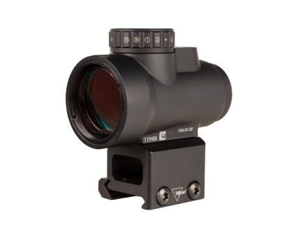 Trijicon MRO HD 1x25mm Red Dot Sight w/ Lower 1/3 Cowitness Mount, Adjustable 68 MOA Reticle - 2200053